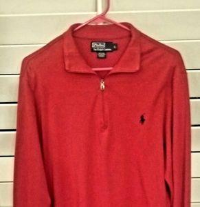 Mens Polo by Ralph Lauren size L long sleeve shirt